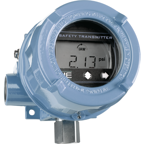 Pressure, differential pressure and temperature transmitters