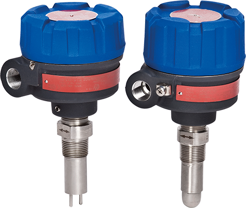 Thermal dispersion switches